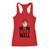 Build The Wall Womens Tank