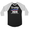 Keep America Great 2020 Raglan Long Sleeve