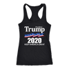 Keep America Great 2020 Racerback Tank