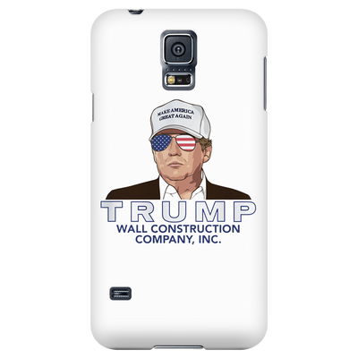 Wall Construction Company Phone Case