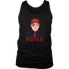 Build The Wall Mens Tank
