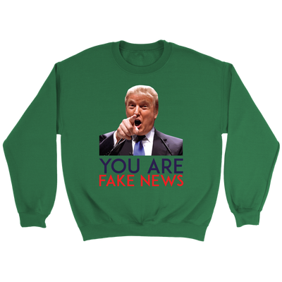 Fake News Crewneck