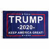 Trump 2020 Flag Double Sided