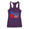 Raised Right Racerback Tank