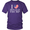 I Love Donald Trump Shirt