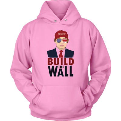 Build The Wall Hoodie