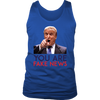 Fake News Mens Tank