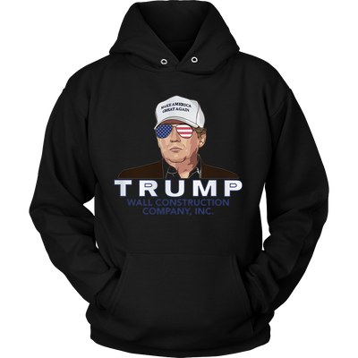 Wall Construction Co. Hoodie