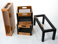 Eric Blanpied Furniture - Modular Furniture for Record Collectors