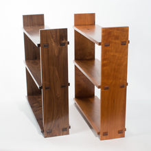 Eric Blanpied Furniture - Small Open Bookcase