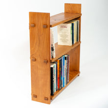Eric Blanpied Furniture - Small Open Bookcase, Cherry