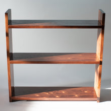 Eric Blanpied Furniture - Small Open Bookcase, Walnut