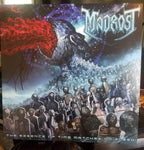 MADROST - THE ESSENCE OF TIME MATCHES NO FLESH (VINYL, 2018) THRASH MASTERPIECE!!! Limited Qty *Autographed w patch