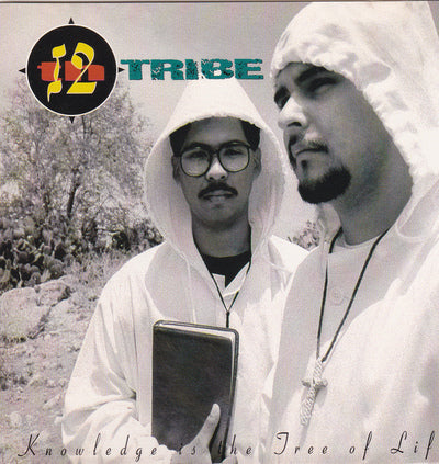 12th TRIBE - KNOWLEDGE OF THE TREE OF LIFE (*Used-CD, 1991, Frontline) Jimmy Brown + Lanny Cordola