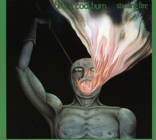 Bruce Cockburn ‎– Stealing Fire (*NEW-VINYL, Deluxe Remastered) Classic 1984 Christian Rock