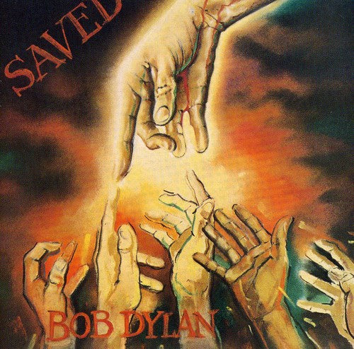 Bob Dylan ‎– Saved (*NEW-VINYL, Sony) Remastered Classic Jesus Music Era Dylan!