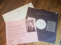 LARRY NORMAN - LABOR OF LOVE (*Used-Vinyl, 1982, Phydeaux) TEST PRESSING Rare!