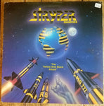 STRYPER -YELLOW & BLACK ATTACK (*Used-Vinyl, 1984, Enigma) Second Pressing Original Mix