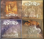 LOT OF 4 BRIDE CD - INTO THE MATRIX + LOST REELS 1, 2,3 Bundle