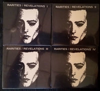 LOT OF 4 CD SAVIOUR MACHINE BUNDLE RARITIES & REVELATIONS VOL. 1, 2, 3, 4