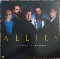 Allies ‎– Shoulder To Shoulder (*Used-Vinyl, 1987, Dayspring) Classic AOR!