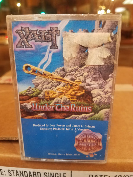 Xalt - Under the Ruins (*New-Tape, Pure Metal)