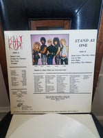 HOLY RIGHT - STAND AS ONE (*Pre-owned, 1986, Indie) Hot righteous metal featuring Titanic/Final Axe vocalist