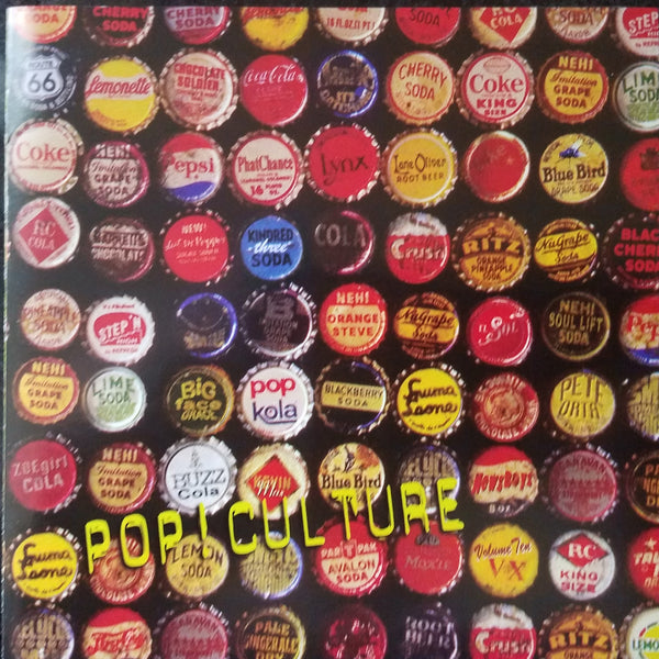 VARIOUS - THE BUZZ: POP! CULTURE (*NEW-CD, 2002) Enhanced CD Christian Pop and Rock Compilation