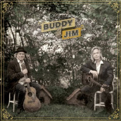Buddy Miller & Jim Lauderdale ‎– Buddy And Jim (*NEW-CD) Brilliant Americana Alt Country