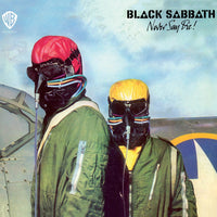 Black Sabbath ‎– Never Say Die! (*NEW-CD)