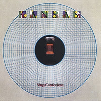 KANSAS - VINYL CONFESSIONS (*NEW-CD, 2016, Music on CD) Remastered Classic featuring John Elefante and Kerry Livgren