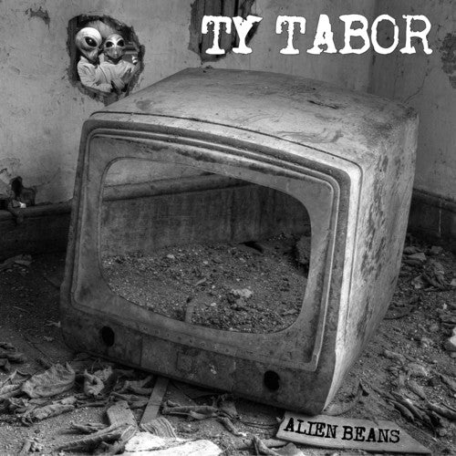 Ty Tabor ‎– Alien Beans (*NEW-2x CD Set, 2018, Rat Pack) King's X guitarist