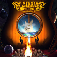 Doug Pinnick ‎– Dug Pinnick's Tribute to Jimi: Often Imitated But Never Duplicated (NEW-CD)