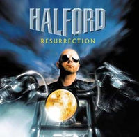 ROB HALFORD - RESURRECTION (*Pre-Owned CD, 2000, Metal-Is Records) Judas Priest singer solo album!