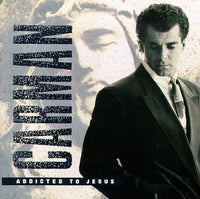 Carman ‎– Addicted To Jesus (*Pre-Owned CD, 1991, Benson) John & Dino Elefante + John Schlitt of Petra