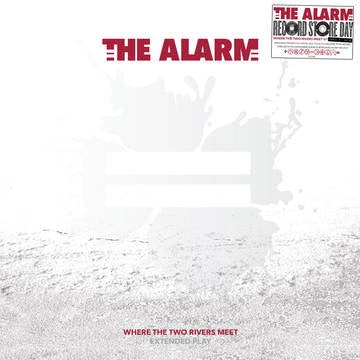 The Alarm - Where the Two Rivers Meet (*NEW-VINYL, 2018) Rare elite ROCK!