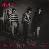 4•4•1 ‎– Mourning Into Dancing (*Pre-Owned Vinyl, 1986, Blue Collar Records) early alternative CCM ala The Cure