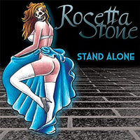 Rosetta Stone ‎– Stand Alone (*NEW-CD, 2019, Arkeyn Steel) Hand Numbered Limited Ed Prog Power Import