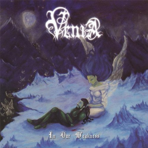 VENIA - IN OUR WEAKNESS (*NEW-CD-EP, 2005, Bombworks) Thrash/death from Finland!
