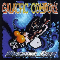 Galactic Cowboys ‎– Machine Fish (*NEW-CD, 1996 Metal Blade Records)