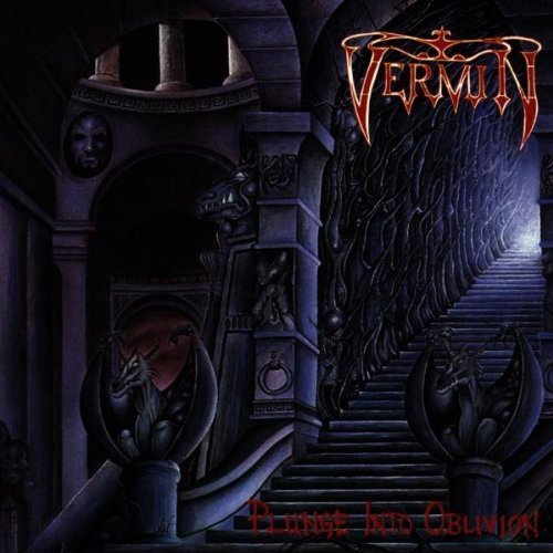 Vermin ‎– Plunge Into Oblivion (Pre-owned CD, 2013, Punishment 18) Italy import Old School Death Metal!