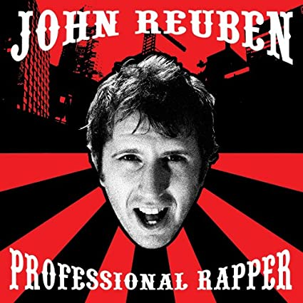 John Reuben ‎– Professional Rapper (*NEW-CD, 2003)