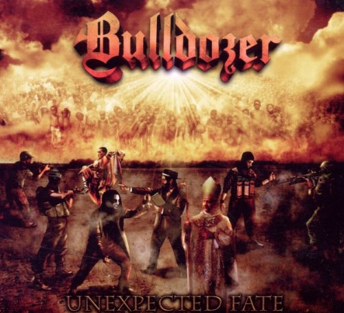 Bulldozer – Unexpected Fate (Pre-Owned CD, 2011, Scarlet) Amazing Speed Thrash Metal