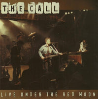 The Call ‎– Live Under The Red Moon (Pre-owned CD, 2000, Fingerprint)
