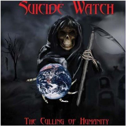 Suicide Watch ‎– The Culling Of Humanity (*Pre-Owned, 2010, Slaney Records) THRASH!