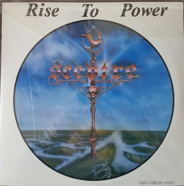 SCEPTER - RISE TO POWER (*NEW-VINYL, 1986, Free Rain) Sealed Classic Hard Rock/AOR!