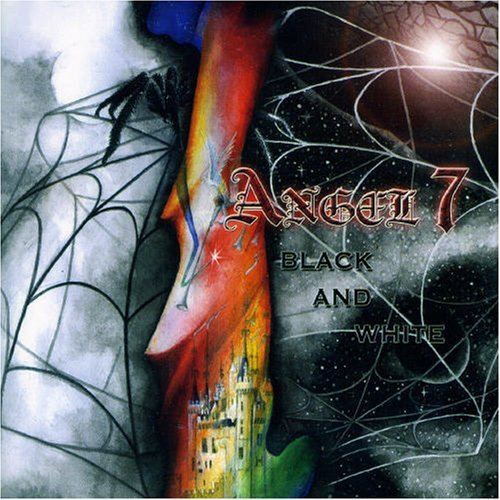 ANGEL 7 - BLACK & WHITE (*NEW-CD, 2006, Bombworks) Thrash/Death Metal!