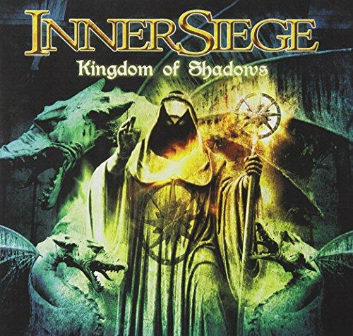 INNER SIEGE - KINGDOM OF SHADWOWS (*NEW-CD, 2012, Roxx) Brilliant Prog Power Metal!