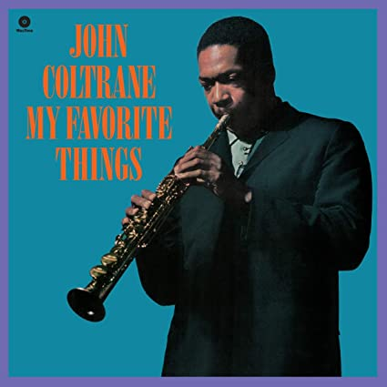 John Coltrane ‎– My Favorite Things + Download (*NEW-180 GRAM VINYL) 1961 Classic Jazz!