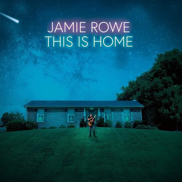 JAMIE ROWE - THIS IS HOME (*NEW-CD, 2019, Kivel Records) Guardian vocalist